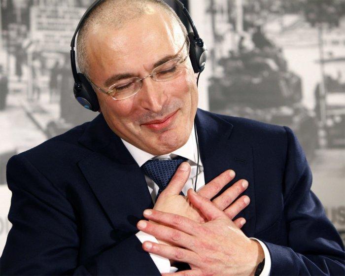 Русская тюрьма пробудила в Ходорковском любовь «заходить с тыла»