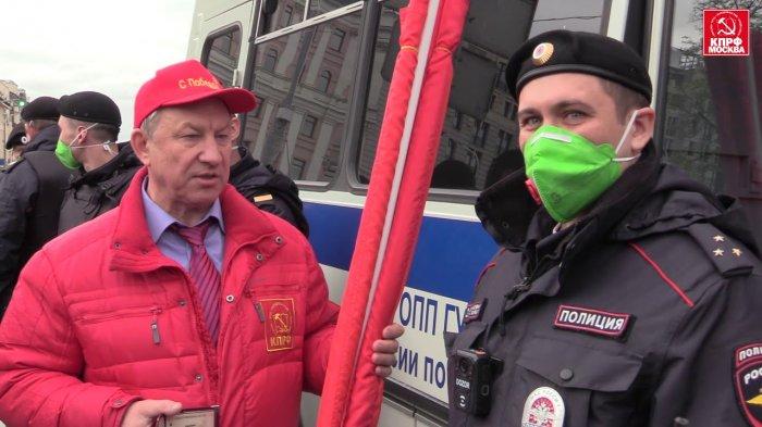 КПРФ поставила под угрозу жизнь ветеранов в День Победы