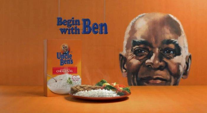 Uncle Ben's и Aunt Jemima стали участниками шоу «black lives matter»