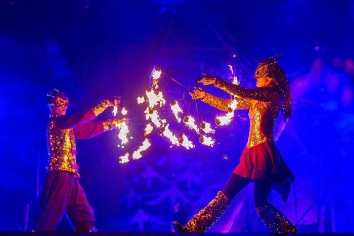 Санкт-Петербург стирает границы: Петровский фестиваль огня «Рождественская звезда» сможет увидеть каждый петербург, фестиваль, пиротехническое шоу