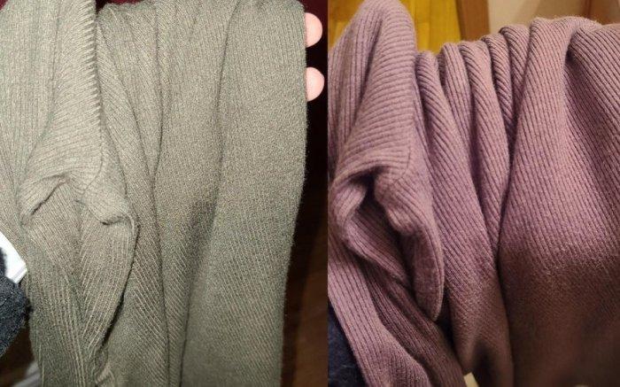 «Черт, только не снова...»: в интернете обсуждают новую оптическую иллюзию (свитер, который меняет цвет) свитер, физика, меняет цвет