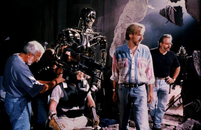 Инсайдер: Джеймс Кэмерон хочет сам сделать «Терминатора 7» терминатор, фильм, кэмерон