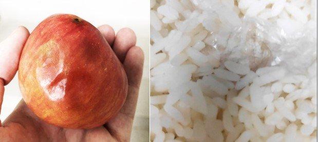 Рис с полиэтиленом – чем «Аркада» кормит школьников Петербурга?