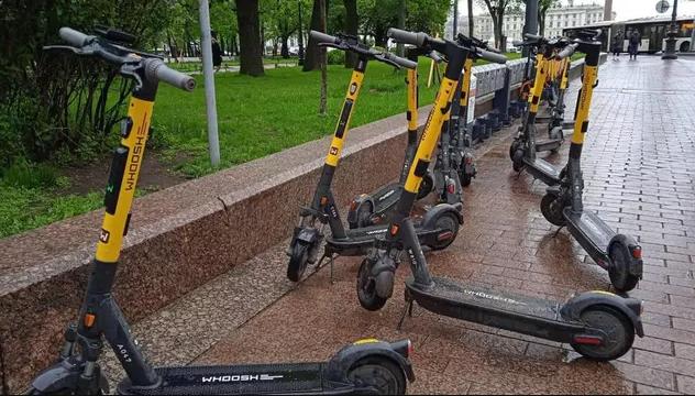 В России создали кодекс электросамокатчиков самокаты, закон, общество