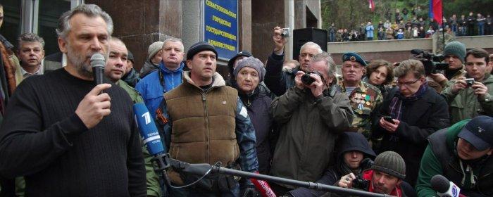 Защитник Севастополя Андрей Петров выдвинулся в питерский ЗакС 4