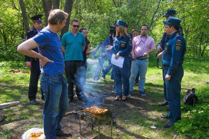 Правда, что в парках Москвы запрещено устраивать пикники?