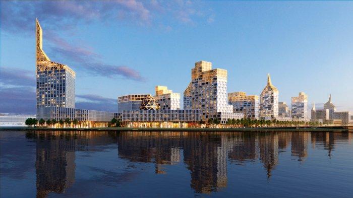 Лучший жилой комплекс бизнес-класса в Санкт-Петербурге по версии Urban Awards 2021