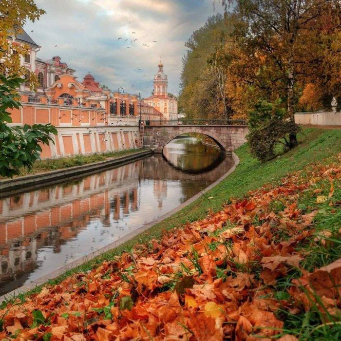 Сентябрь в Петербурге может стать самым холодным за последние 20 лет